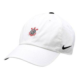Boné Nike Corinthians Aba Curva