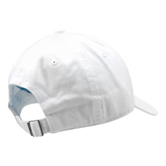 Boné Nike Sportswear H86 Futura Washed Aba Curva - Azul