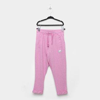 Calça Infantil Nike Sportswear Jersey Feminina