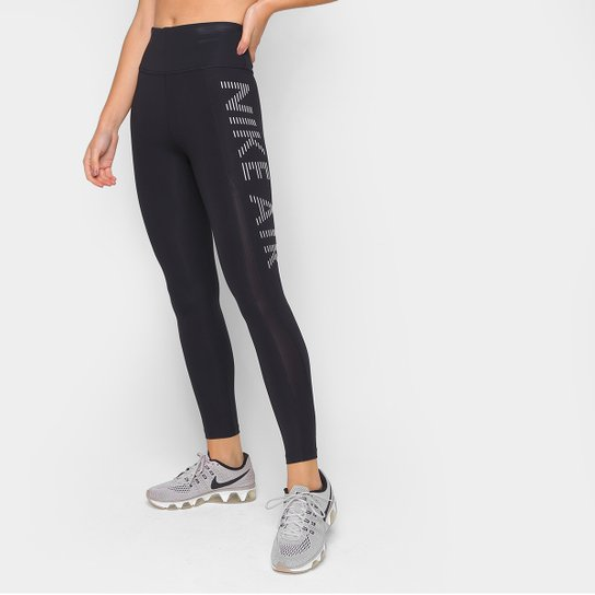 Calça Legging Nike Epic Fast Tight 7/8 Feminina - Preto