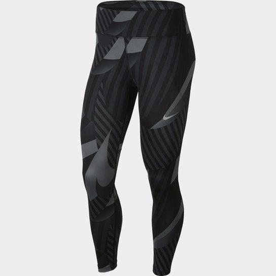Calça Legging Nike Fast Runway Feminina - Preto