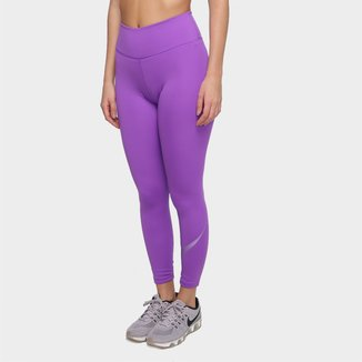 Calça Legging Nike One 7/8 Icon Clash Feminina