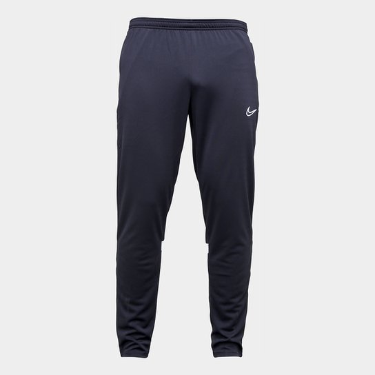 Calça Nike Academy Dri-Fit Masculina - Preto+Branco