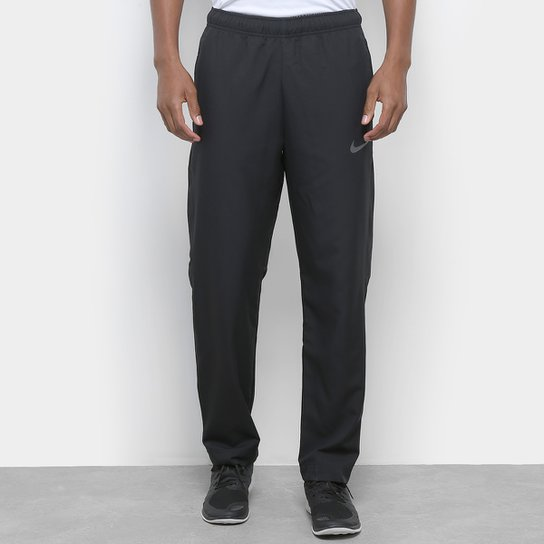 Calça Nike Dry Team Woven Masculina - Preto