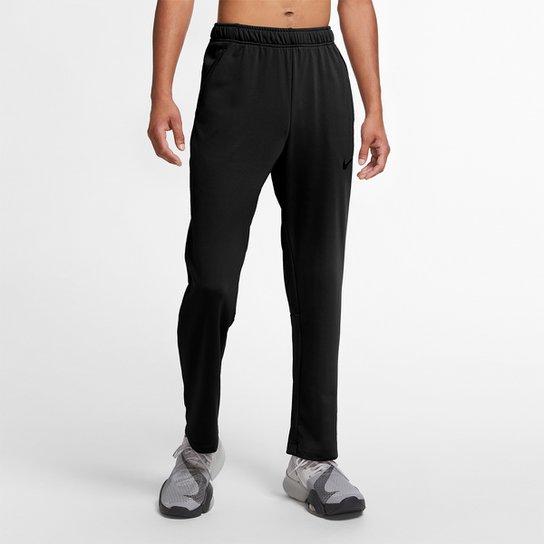 Calça Nike Epic Knit Masculina - Preto