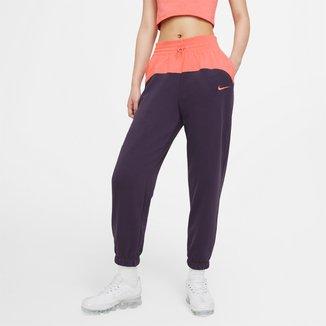 Calça Nike Icon Clash Jogger Mix Feminina
