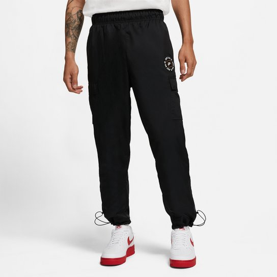 Calça Nike Nsw Jdi Cargo Masculina - Preto