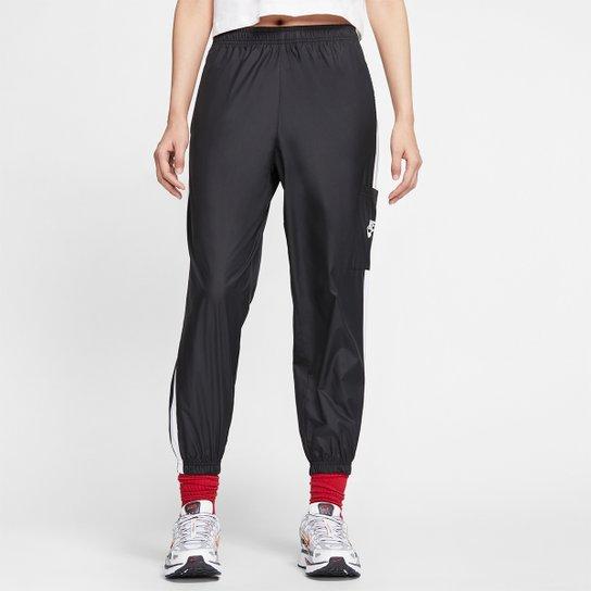 Calça Nike Nsw Pant Core Feminina - Preto+Branco