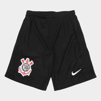 Calção Corinthians Juvenil I 20/21 Nike