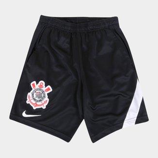 Calção Corinthians Juvenil Treino 20/21 Nike