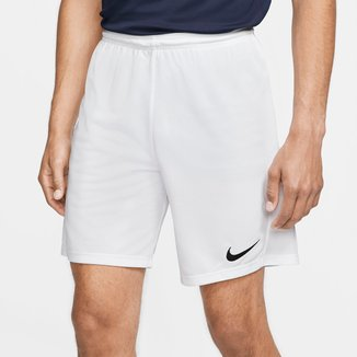 Calção Nike Park III Dri-Fit Masculino