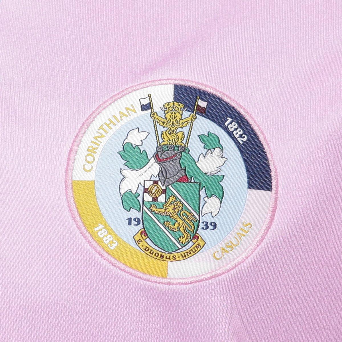 Camisa Corinthian Casuals Home 17 18 Torcedor - Masculina - Marrom e ... a19af490ce705