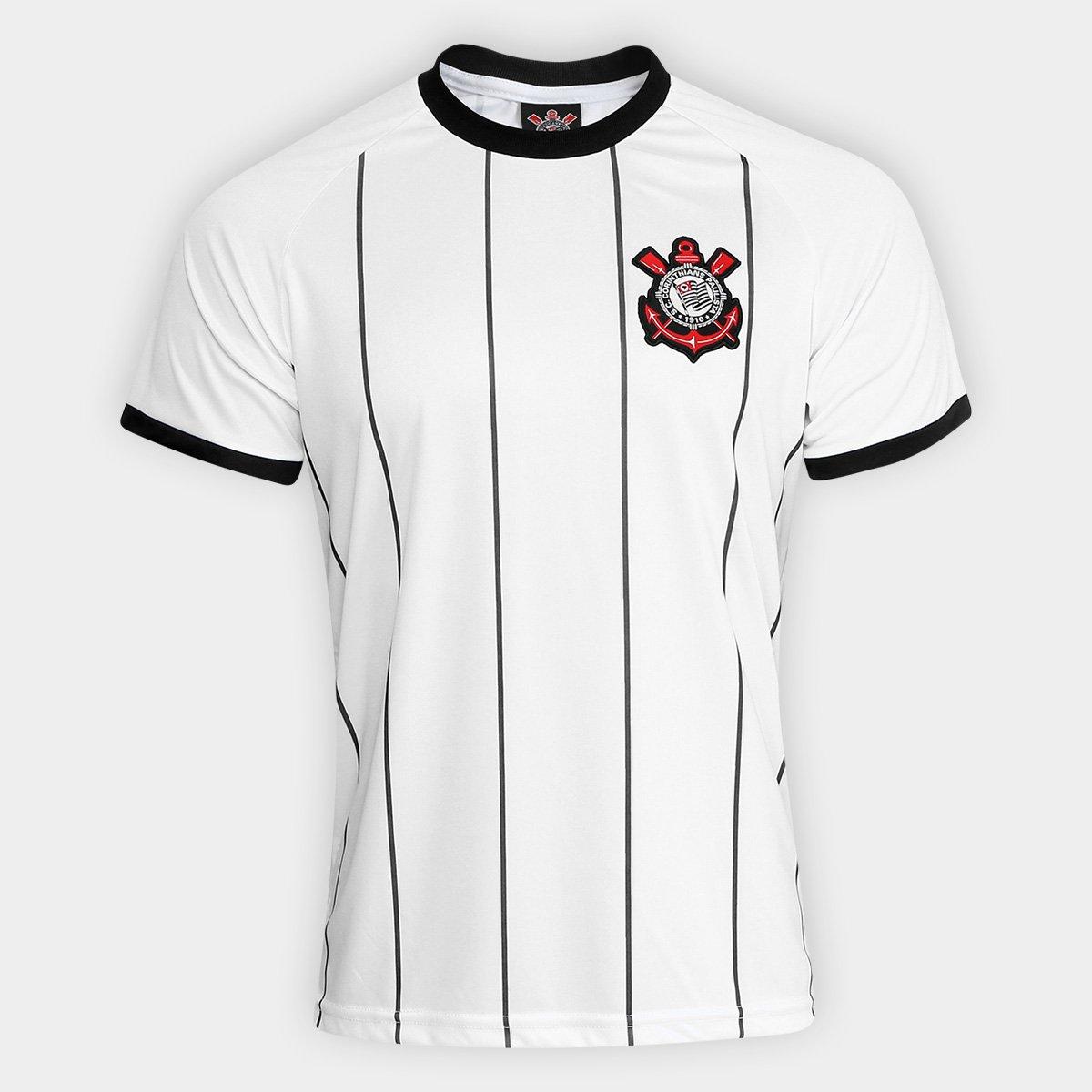 6e50b4c565a Camisa Corinthians Fenomenal - Edição Limitada Torcedor C Patch Masculina - Compre  Agora