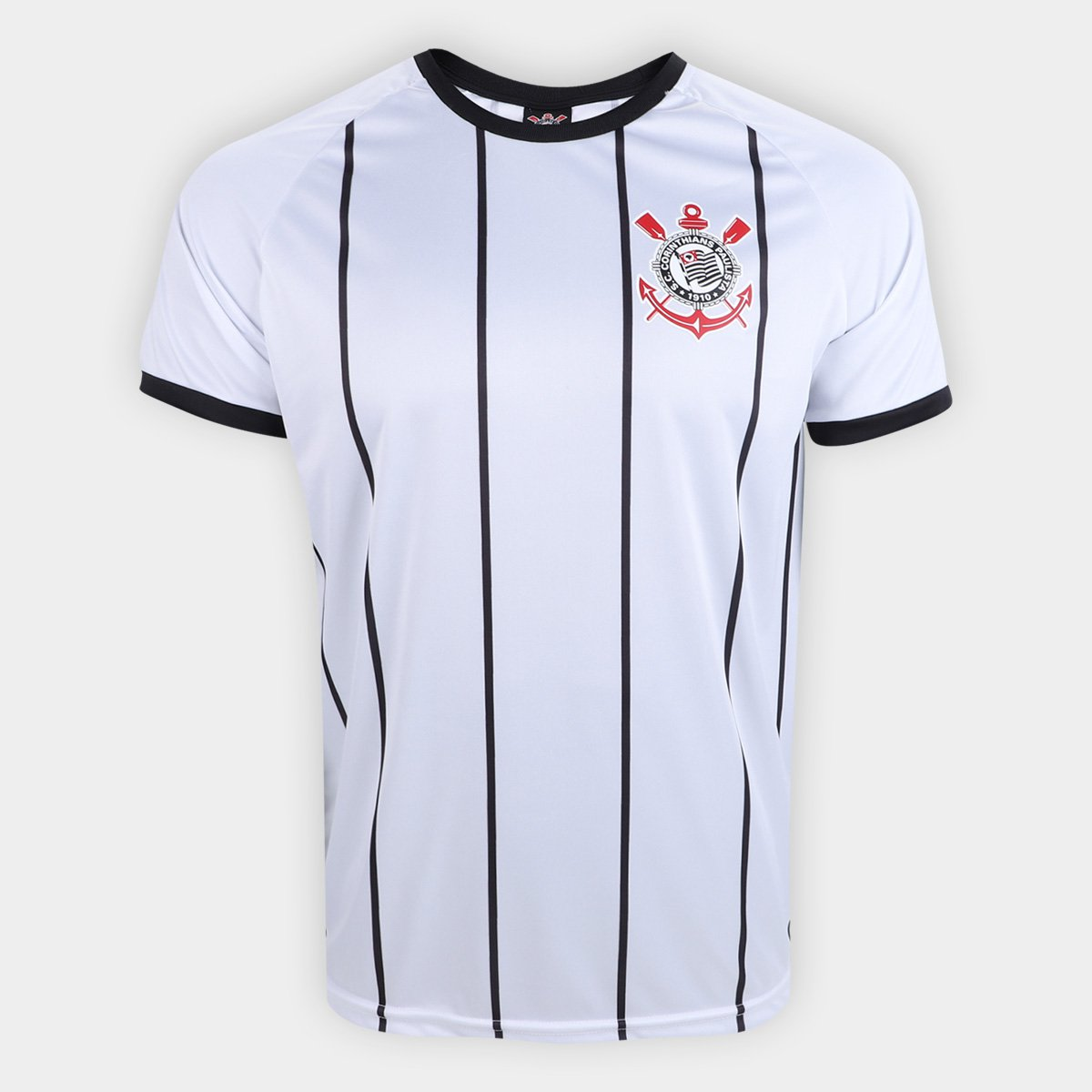 f76d910e99 Camisa Corinthians Fenomenal - Edição Limitada Torcedor Masculina - Branco+ Preto