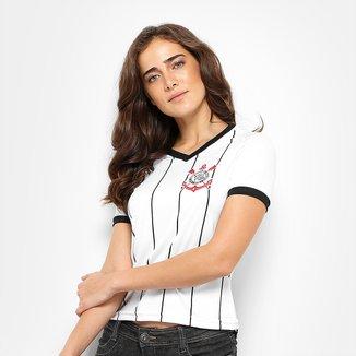 Camisa Corinthians Fenomenal Nº 9 Edição Especial Feminina