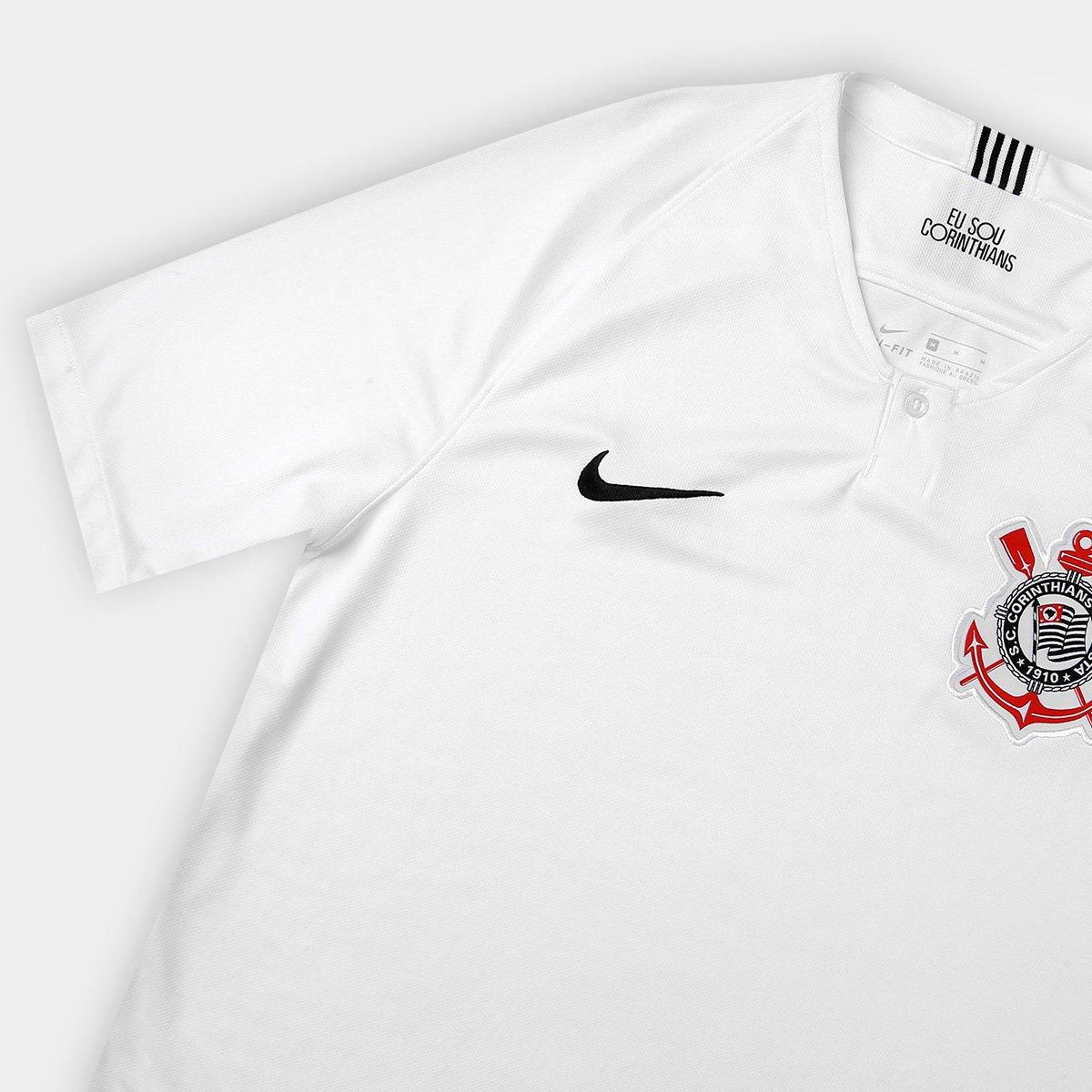 ... Camisa Corinthians I 18 19 n° 17 - M.Boselli Torcedor Nike Masculina ... a13134a268027