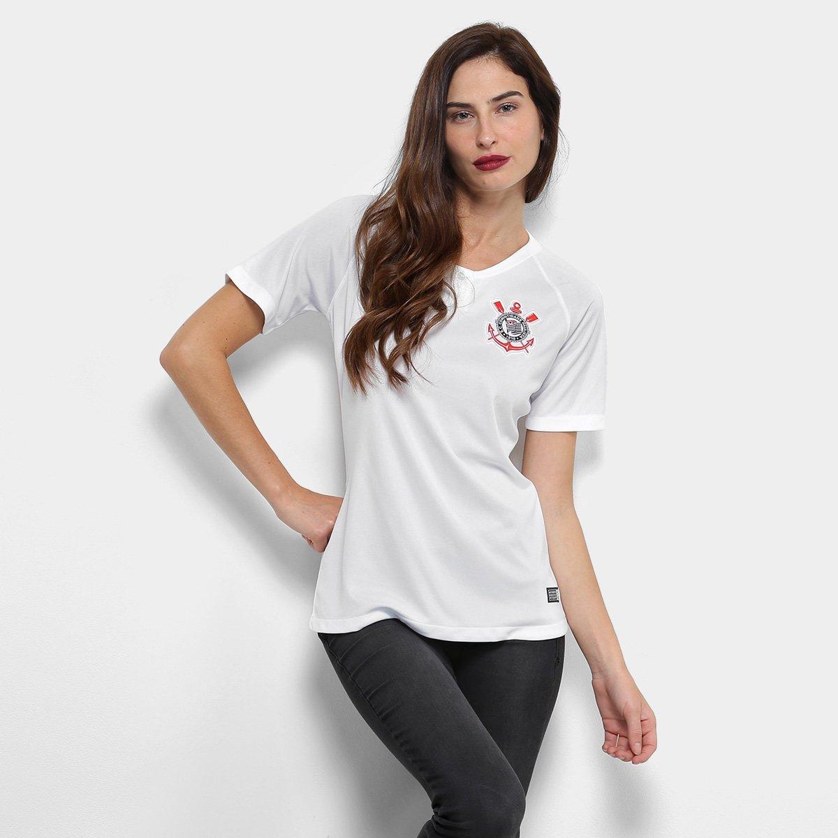 86c26cf3d Camisa Corinthians I 18 19 s n° - Torcedor Nike Feminina - Compre Agora