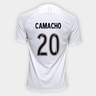 Camisa Corinthians I 19/20 - Camacho Nº 20 - Torcedor Nike Masculina
