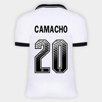Camisa Corinthians I 20/21 - Camacho Nº 20 - Torcedor Nike Masculina