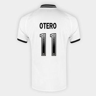 Camisa Corinthians I 20/21 Otero Nº 11 Torcedor Nike Masculina