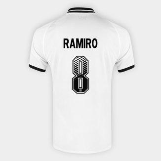 Camisa Corinthians I 20/21 - Ramiro Nº 8 - Torcedor Nike Masculina