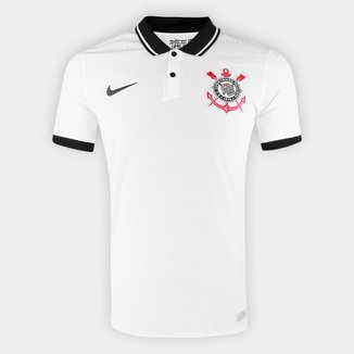 Camisa Corinthians I 20/21 s/n° Jogador Nike Masculina