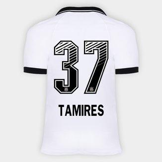 Camisa Corinthians I 20/21 - Tamires N° 37 - Torcedor Nike Masculina