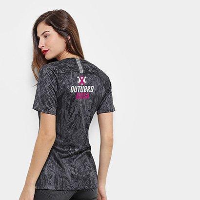 be30339480f21 Camisa Corinthians II 18 19 s n° Torcedor Nike Feminina - Outubro Rosa -  Compre Agora