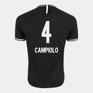 Camisa Corinthians II 19/20 - Campiolo N° 4 - Torcedor Nike Masculina
