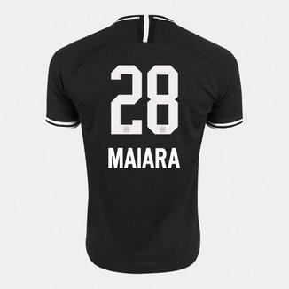 Camisa Corinthians II 19/20 - Maiara N° 28 - Torcedor Nike Masculina