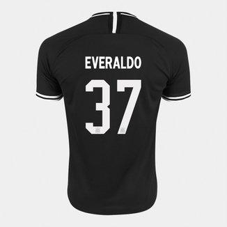 Camisa Corinthians II 19/20 Nº 37 Everaldo - Torcedor Nike Masculina