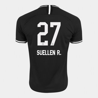 Camisa Corinthians II 19/20 - Suellen R. N° 27 - Torcedor Nike Masculina