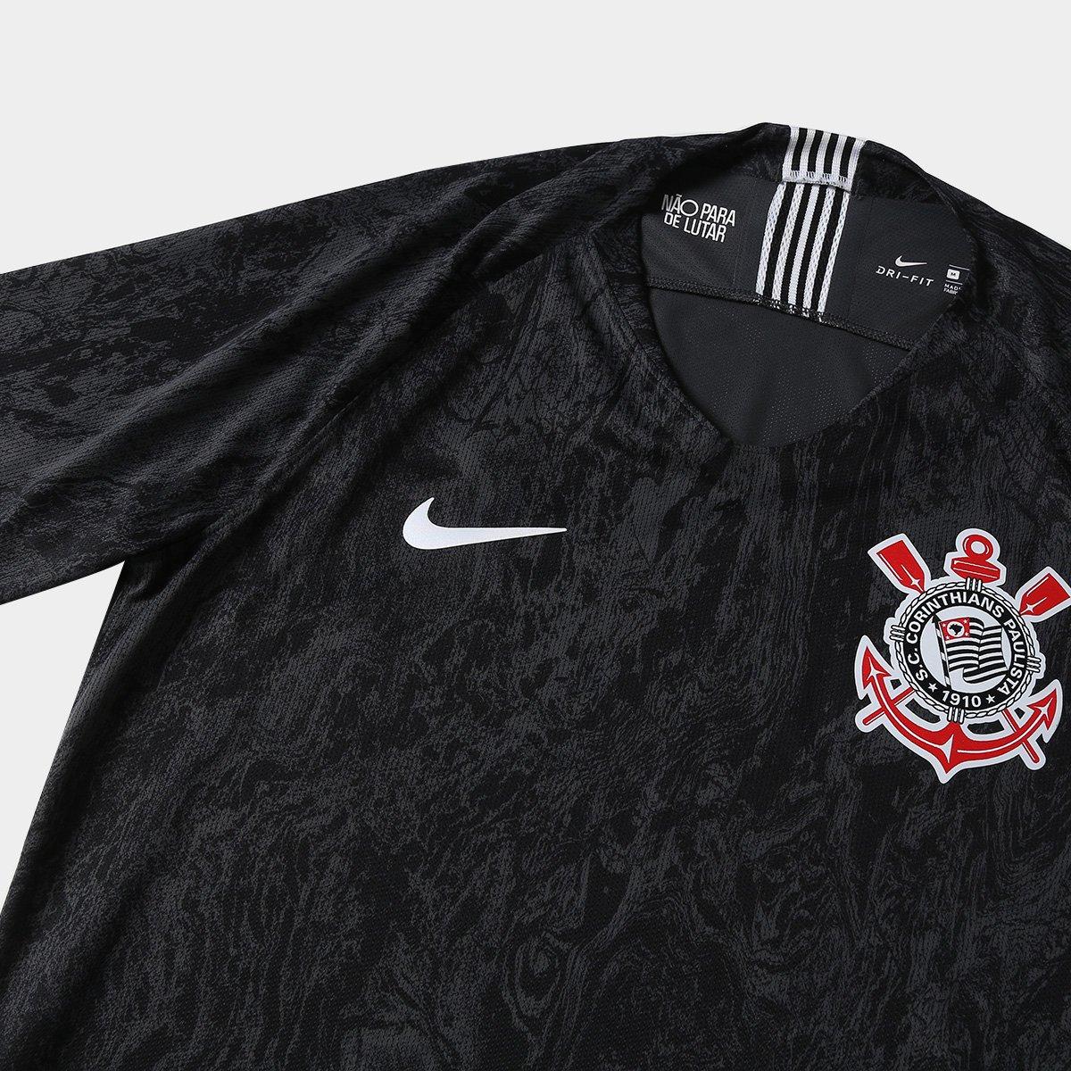Camisa Seleção Estados Unidos Away 2018 sn° Torcedor Nike
