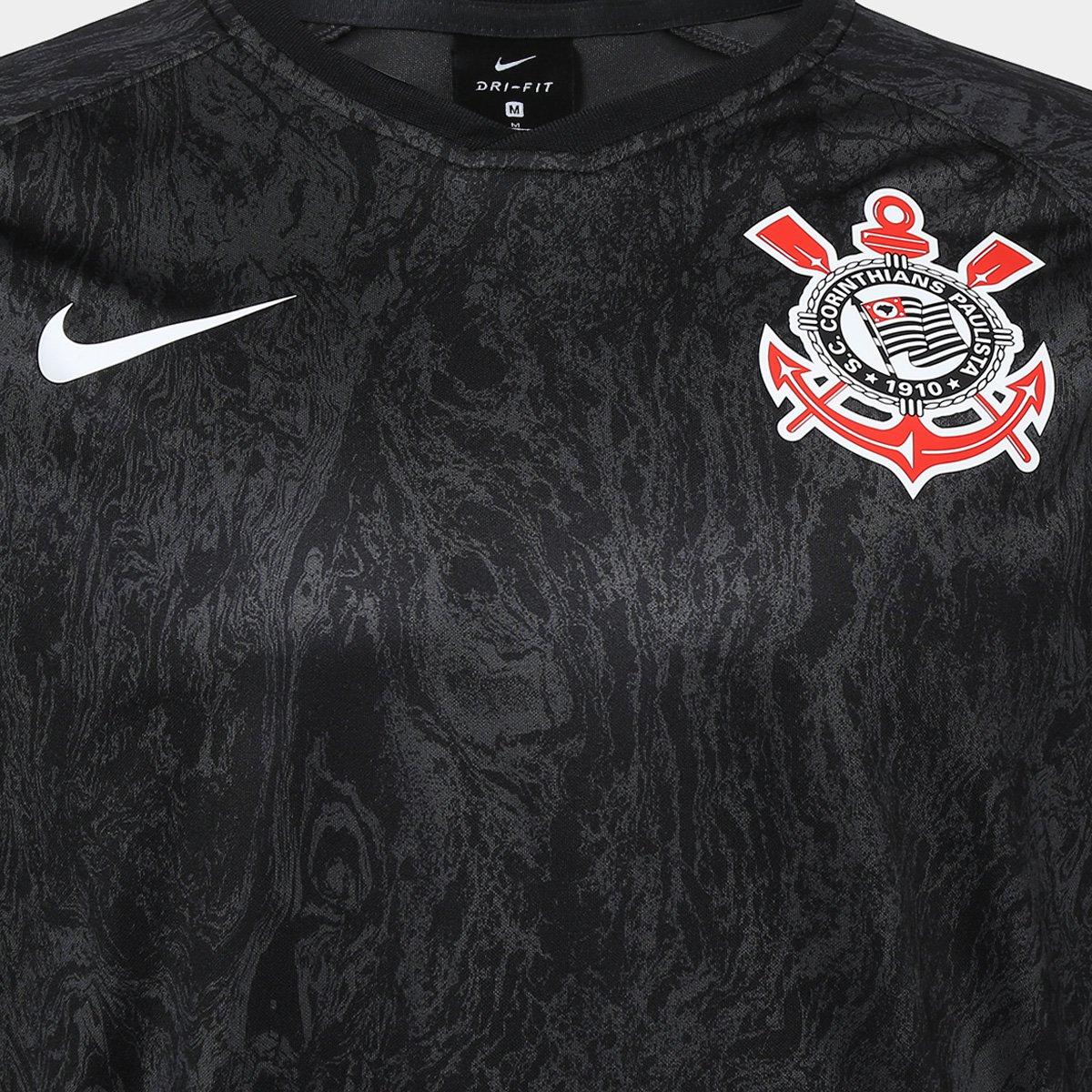 ... Camisa Corinthians II 2018 s n° - Torcedor Estádio Nike Masculina ... 35b8c7e6ec1c3