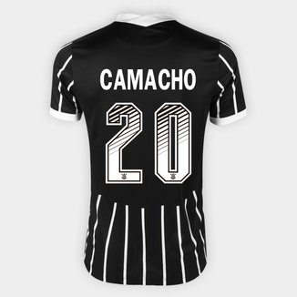 Camisa Corinthians II 20/21 - Camacho Nº 20 - Torcedor Nike Masculina