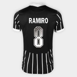 Camisa Corinthians II 20/21 - Ramiro Nº 8 - Torcedor Nike Masculina