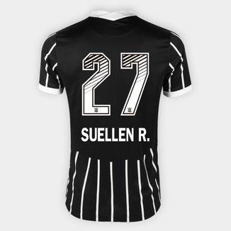 Camisa Corinthians II 20/21 - Suellen R. N° 27 - Torcedor Nike Masculina