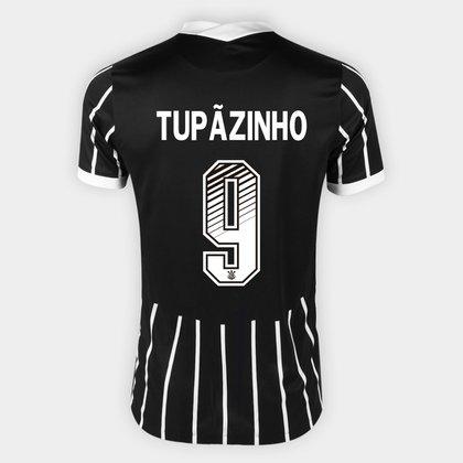 Camisa Corinthians II 20/21 - Tupãzinho Nº 9 - Torcedor Nike Masculina