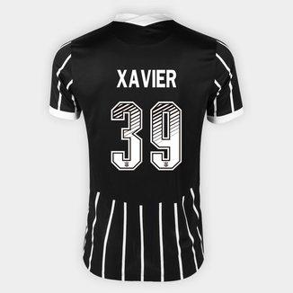 Camisa Corinthians II 20/21 Xavier  Nº 39 Torcedor Nike Masculina