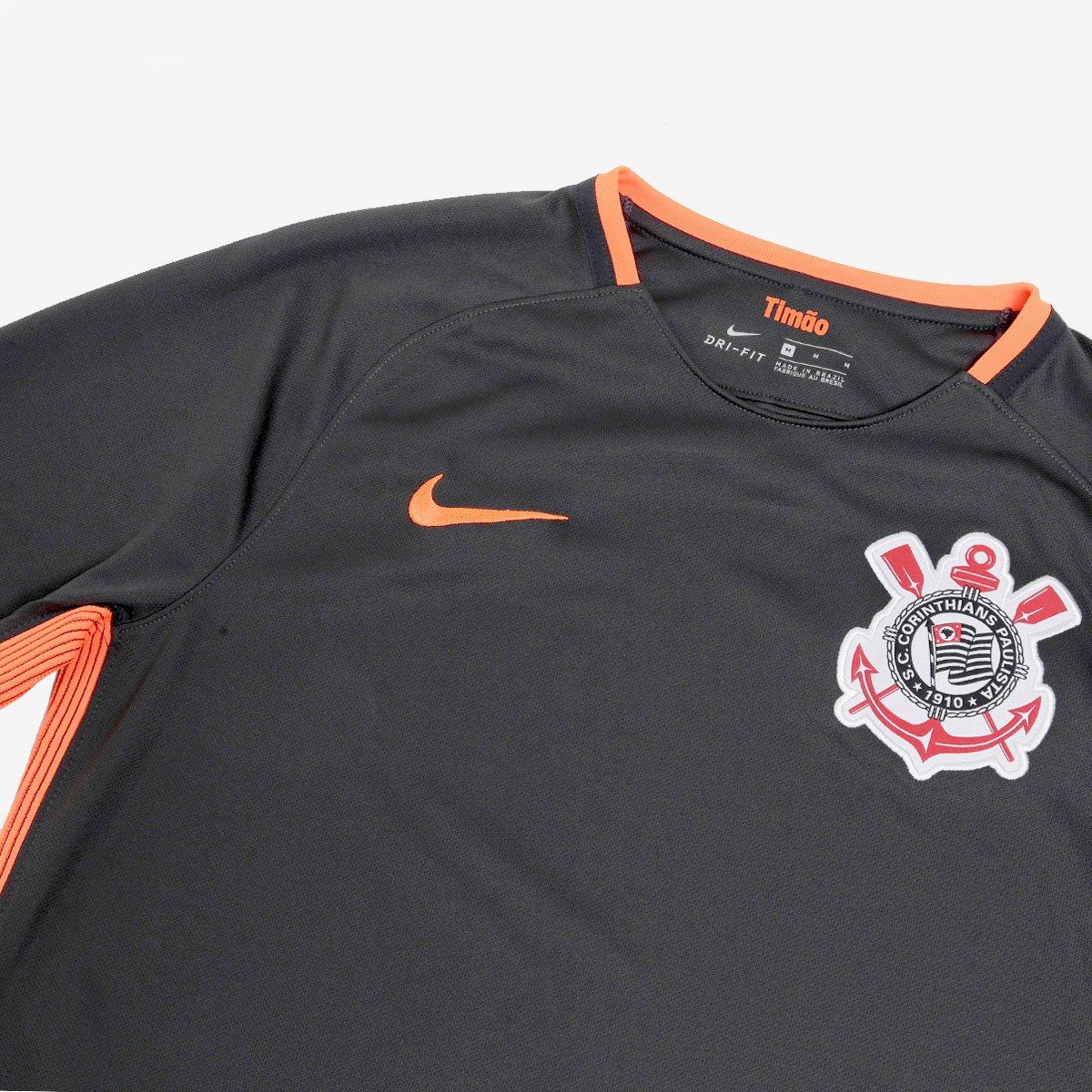 e3c001a3ce Camisa Corinthians III 17 18 s n° - Torcedor Nike Masculina ...