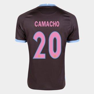 Camisa Corinthians III 20/21 Camacho Nº 20 Torcedor Nike Masculina