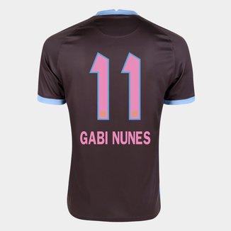 Camisa Corinthians III 20/21 Gabi Nunes N° 11 Torcedor Nike Masculina