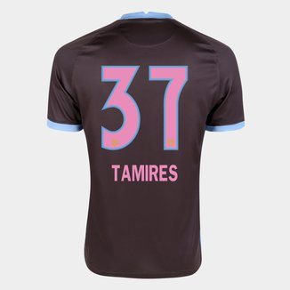 Camisa Corinthians III 20/21 Tamires N° 37 - Torcedor Nike Masculina