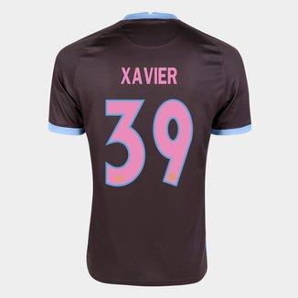Camisa Corinthians III 20/21 Xavier  Nº 39 Torcedor Nike Masculina