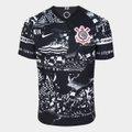 Camisa Corinthians III Invasões 19/20 Crivelari Nº 19 - Torcedor Nike Masculina