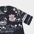 Camisa Corinthians III Invasões 19/20 Torcedor s/nº Nike Masculina