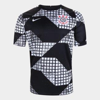 Camisa Corinthians IV 20/21 Nike Masculina