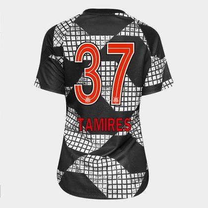 Camisa Corinthians IV 20/21 Tamires N°37 Nike Feminina