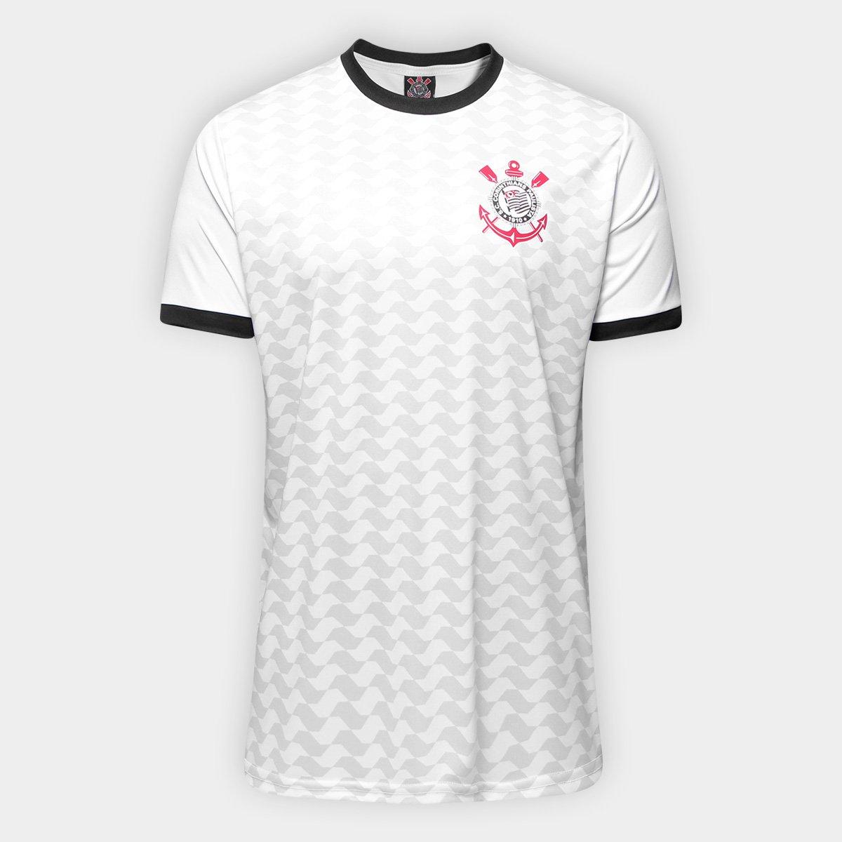 Camisa Corinthians Libertados Masculina 3b2cf07fbfba3