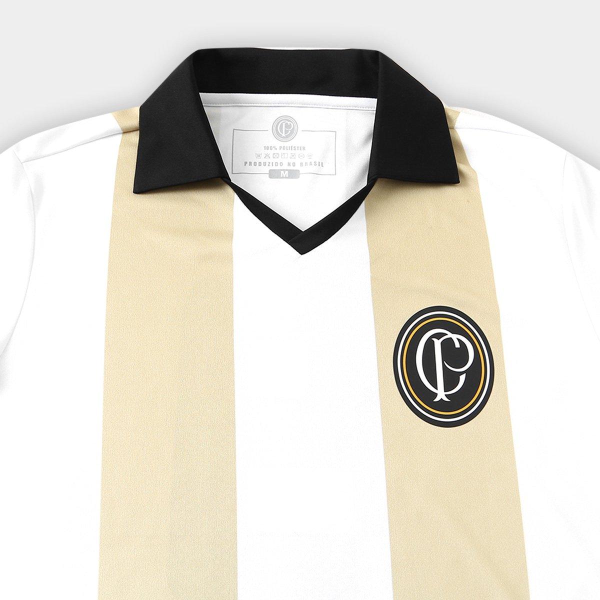 Camisa Corinthians n° 9 Centenário - Edição Limitada Masculina ... d8bb3a7efc00a